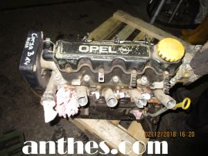 Motor Engine X14SZ Opel Corsa B Bj. 97 1,4 8V 44 kw 60 PS (1242/18)