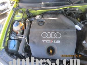 Motor Engine AHF Audi A3 1,9 TDI Bj. 99 81 kw 110 PS