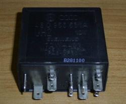 Relais Nr. 377 Steuergerät Wisch-Wasch-Intervallautomatik 4B0955531A VW Audi (89)