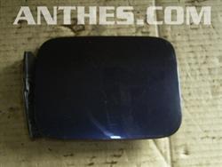 Tankdeckel Tankdeckelklappe dunkelblau  Audi A8 Bj. 98 (3/8275)