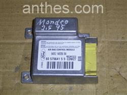 Airbagsteuergerät 94BG14B056BA Ford Mondeo Bj. 95 2,5l (6540)