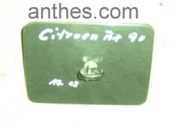 Tankdeckelklappe Tankklappe m. Schlüssel Citroen AX Bj. 90  (10/5281)