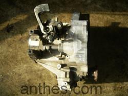Getriebe, Schaltgetriebe Gearbox , 5-Gang Schaltgetriebe EYX Audi A2 Bj. 00 1,4 16 V  (1/6978)