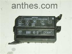 Aktivkohlebehälter 138600-3260, 77740-12630 Toyota Corolla E10 Bj. 94  (10/5426)