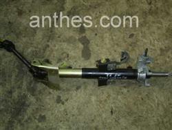 Zündschloß mit Schlüssel Lenksäule Hyundai Pony Bj. 92 1,5l (6179)