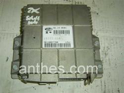 Motorsteuergerät 9618087780 Citroen ZX  Bj. 94 1,6 (11/6247)